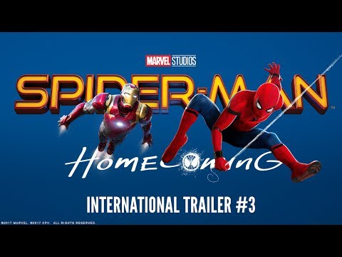 Spider-Man: Homecoming (International Trailer 2)