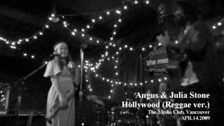 [HD] Angus & Julia Stone - Reggae Song, Vancouver 2009 Part 8/15