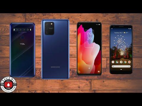 Top 5 Budget Smartphones 2020 - Under $500!