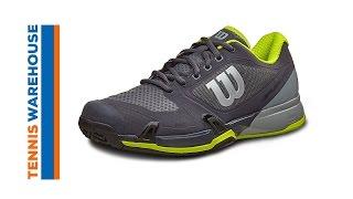Ανδρικά παπούτσια τένις Wilson Rush Pro 2.5 video