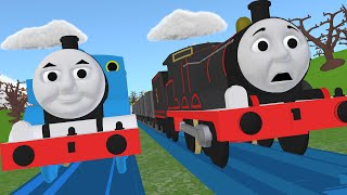 TOMICA Thomas & Friends Short 40: Unstoppable (Behind The Scenes - Draft Animation)
