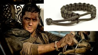Как сделать браслет из шнурка своими руками