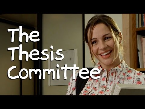 The Thesis Committee - The PHD Movie 2
