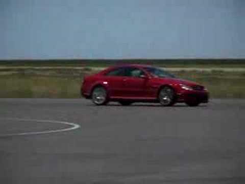 2007 Mercedes-Benz CLK63 AMG Black Series Review