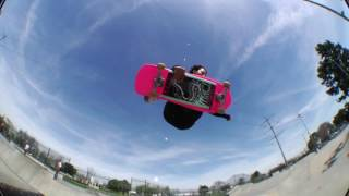 Welcome Webisode 15- Neon pink afternoon
