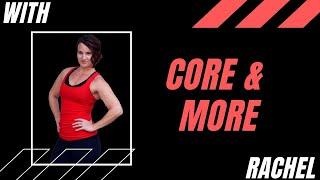 Core & More with Rachel 10/15/2020