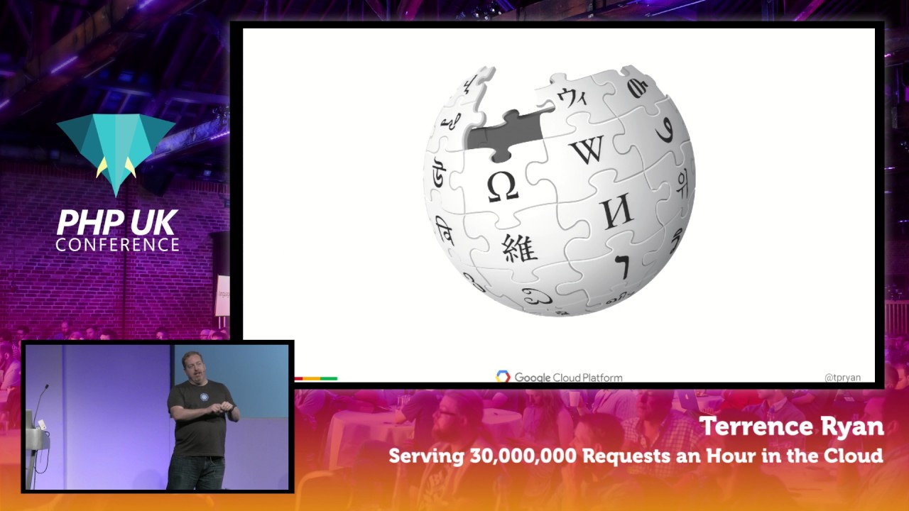 Serving 30,000,000 Requests an Hour in the Cloud...
