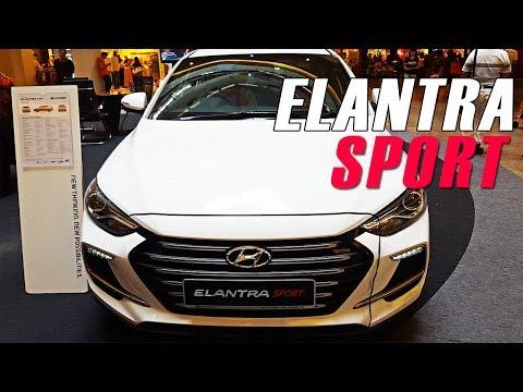 Hyundai Elantra Sport 2017 Malaysia