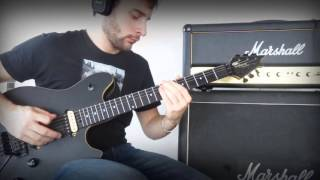 Madhouse - ANTHRAX Guitar Cover (HD)