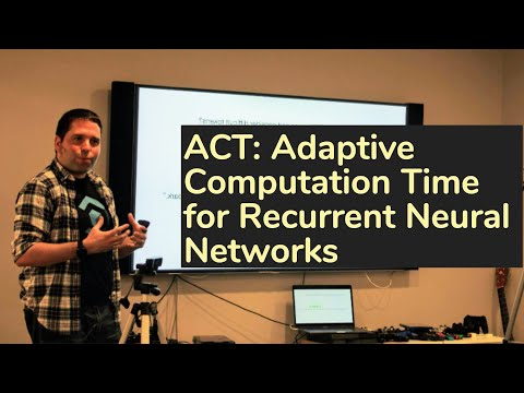 Adaptive Computation Time for Recurrent Neural Networks