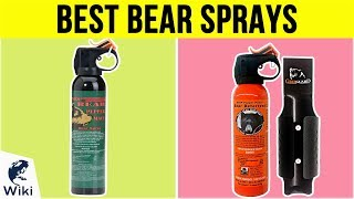 6 Best Bear Sprays 2019