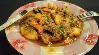 Жаркое по домашнему рецепт Секрета блюда как приготовить жаркое из говядины вкусно и быстро