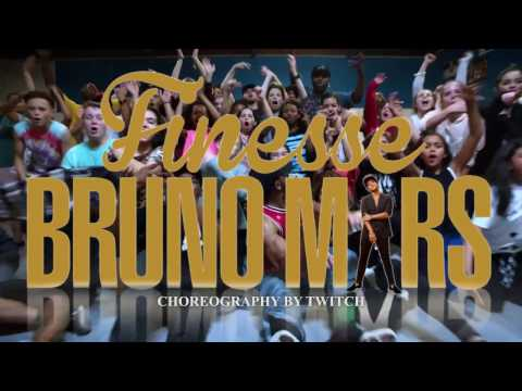 Bruno Mars - Finesse | Choreography by Stephen 'tWitch' Boss