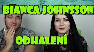 BIANCA JOHNSSON (ODHALENÍ) Talk Show CaptainJTV