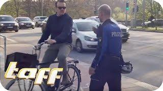 Rücksichtlose Radfahrer Von Polizei Erwischt: Wie Hoch Sind Die Strafen?   Taff   ProSieben
