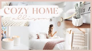 10 WAYS TO MAKE YOUR HOME COZY (HYGGE) ✨