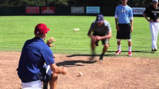Trosky Baseball presents: Infield Drills Series  - Fielding Drills