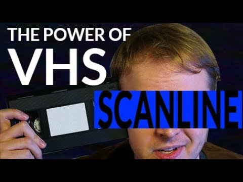 The Power of VHS (2017) This video covers how the unique properties of VHS tape shaped the film industry
