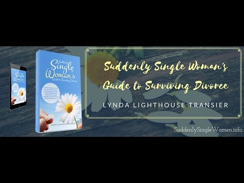 New Divorce Book - Suddenly Single Woman's Guide to Divorce