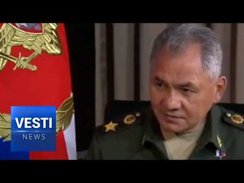 "Shoygu's Military Status Report: Russia Has ""Perfect"" Technology, Everything it Needs to Handle Foes"