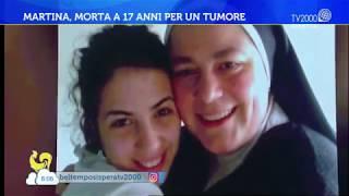 La storia di Martina, morta a 17 anni per un tumore