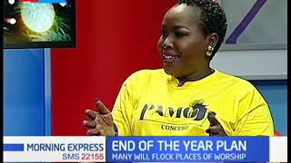 Gospel Singer Emmy Kosgei talks about her life in 2019 and expectations for 2020