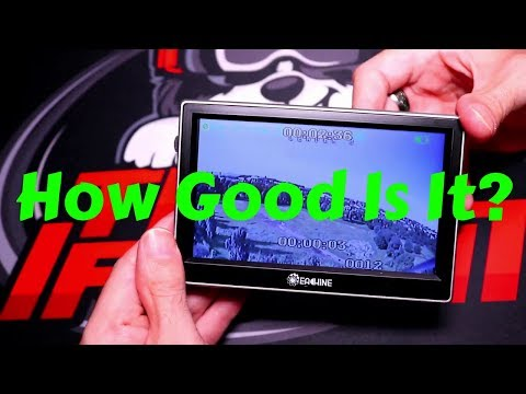 Eachine D-moni5 5.8Ghz 72CH 5 Inch FPV Monitor Review