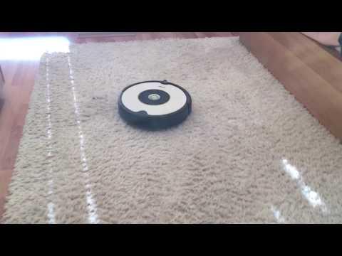iRobot Roomba 605 & the carpet