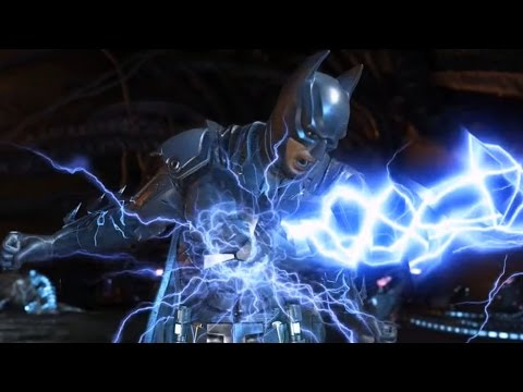 Injustice 2 - Batman vs Black Adam (Story Battle 68) [HD]