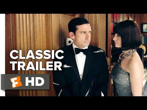 Video trailer för Get Smart (2008) Official Trailer - Steve Carell, Anne Hathaway Movie HD