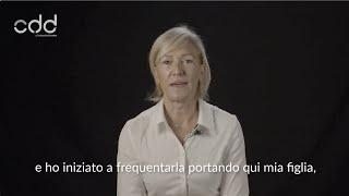 Maria Grazia – Paziente di Clinica del Dente