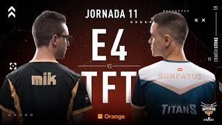 Team eu4ia VS Tenerife Titans E.C. | Jornada 11 | Temporada 2018/2019