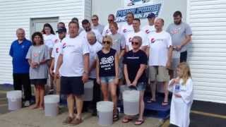 preview picture of video 'Jamestown NY Pepsi ALS Ice Bucket Challenge!'