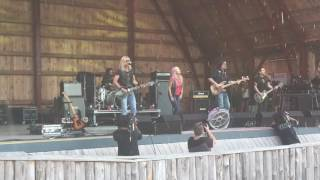 Sass Jordan - July 8, 2016 - Haverock Revival - Havelock ON - If You're Gonna Love Me
