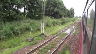 preview picture of video 'Wychlapy na linii 139 w Czechowicach-Dziedzicach'