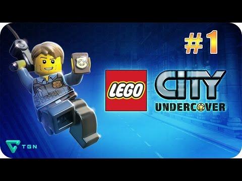 Gameplay de LEGO City Undercover