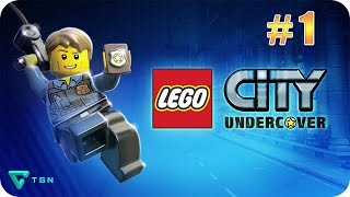 preview picture of video 'LEGO City Undercover - Capitulo 1 - Español (WiiU) 1080p HD'