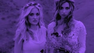 78Violet Talk Making Hothouse Music Video!