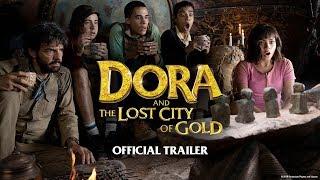 Dora ve Kayıp Altın Şehri Türkçe Dublajlı İlk Fragman