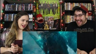 Godzilla KING OF THE MONSTERS -Official Trailer 2 Reaction / Review