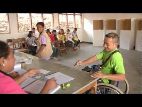 Image of the video: Observing Parliamentary Elections