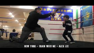 Second Training in Martial Arts - Personal Trainer Alex Lee