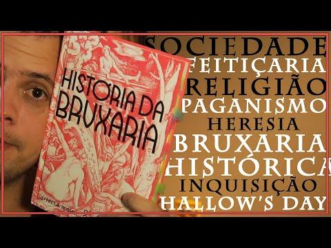 A HISTÓRIA DA BRUXARIA ? | Alegria Literária