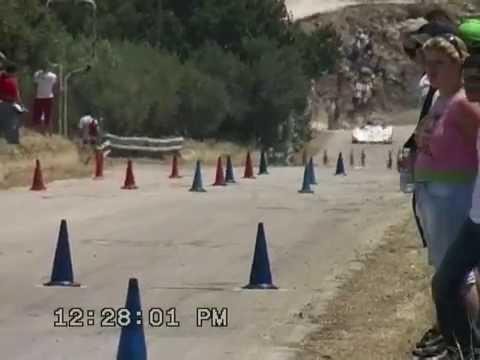 Preview video 9° Slalom Monte Kronio. Accursio Miraglia su Buscaglione-Yamaha 1000cc