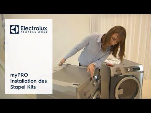 myPRO: Installation des Stapel Kits
