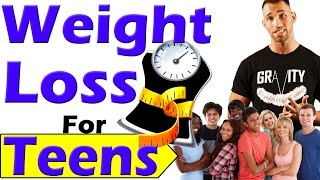 How to Lose Weight Overnight for Teenagers | Best Way to Lose Belly Fat and Get Abs Fast for Teenage