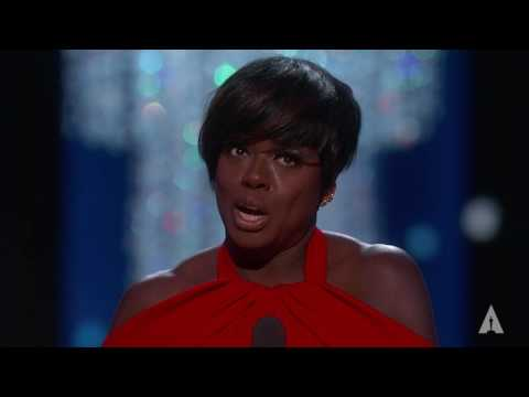 , title : 'Viola Davis wins Best Supporting Actress'