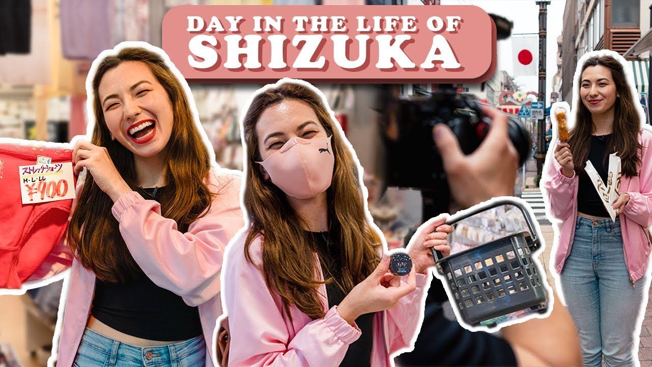 Day In The Life of Shizuka Anderson Thumbnail