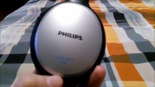 Philips SHC5100 10 Kablosuz HİFİ FM Kulaklık incelemesi Kullanıcı Yorumu