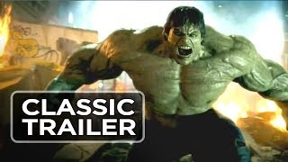 The Incredible Hulk (2008) Video